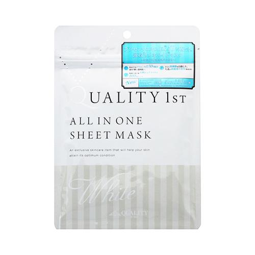 Mặt nạ Quality màu trắng 5 miếng Quality All in One Sheet Mask White
