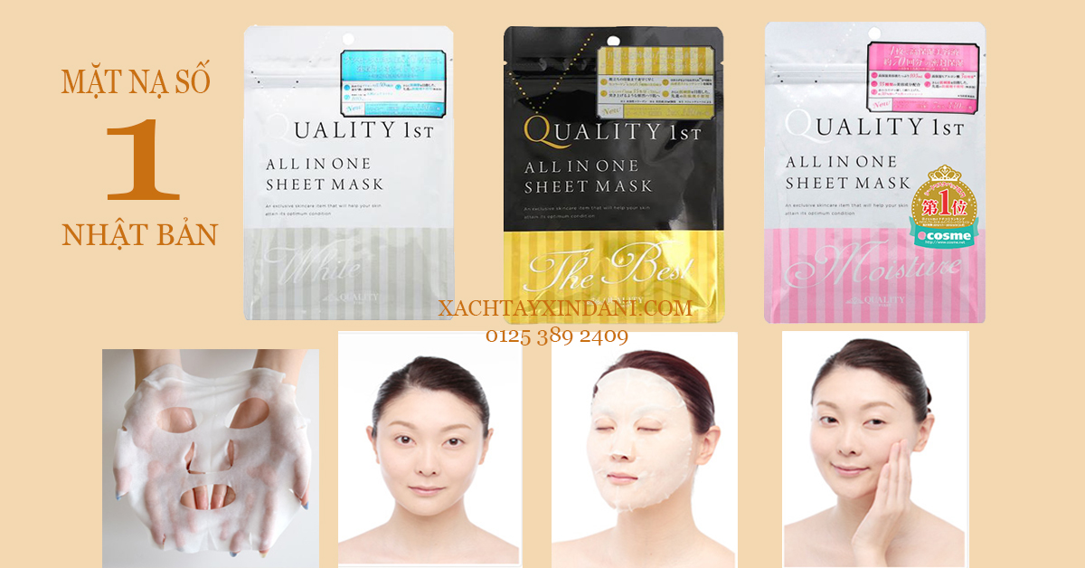 Mặt nạ Quality All in One Sheet Mask đ