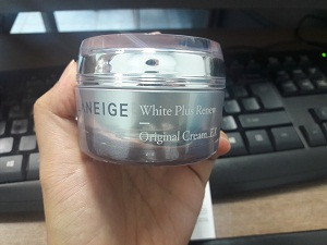 Review Kem dưỡng sáng da Laneige White Plus Renew Original Cream
