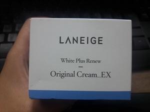 Kem dưỡng sáng da Laneige White Plus Renew Original Cream