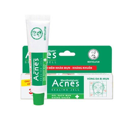 Kem trị mụn acnes